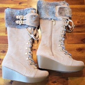 REPORT Cascade Women's tall boot